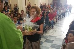 Carovana di Taurianova in pellegrinaggio